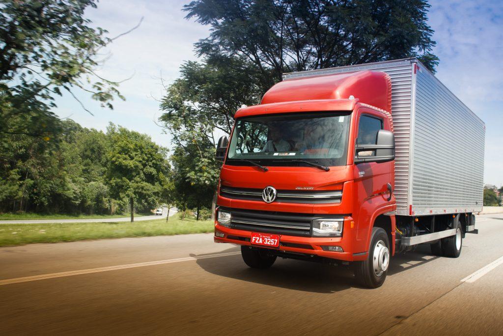 Novos VW Delivery estreiam na Argentina