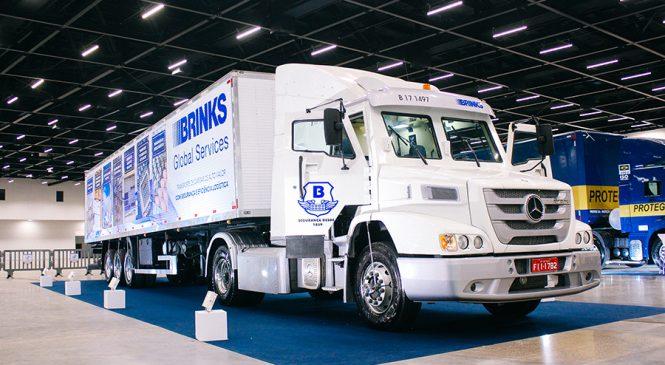 """Brink's anuncia """"armazém-forte"""" para produtos de alto valor agregado na 24° edição da Intermodal South América"""