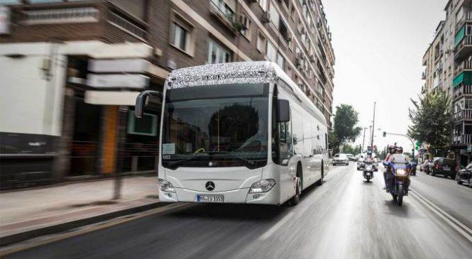 Ônibus elétrico é estratégia da Mercedes-Benz para aumentar vendas globais