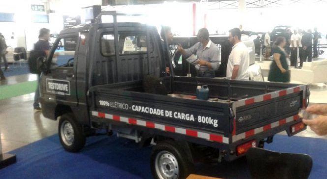 Denatran permite caminhãozinho elétrico em vias urbanas