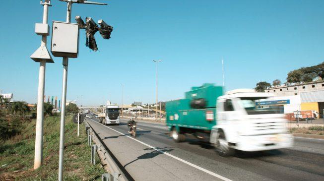 Radares estão inoperantes em trechos privatizados de quatro rodovias mineiras