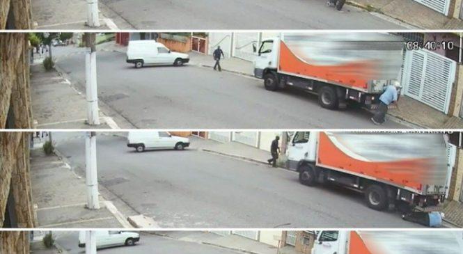 Projeto de Lei pode tornar obrigatória instalação de câmeras de ré em Caminhões