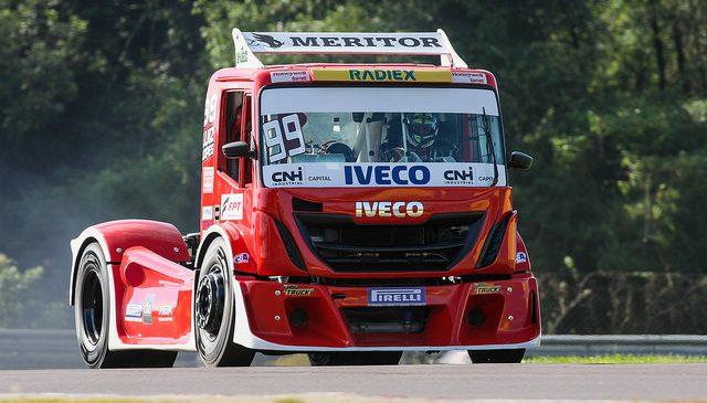 Caminhões IVECO estão prontos para a etapa Guaporé (RS) da Copa Truck