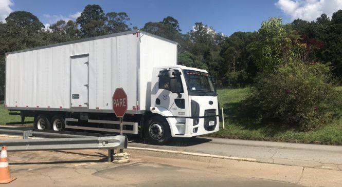 Ford aposta no mercado de caminhões médios com o lançamento do Cargo Power 2431
