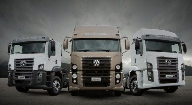 Uma nova reorientação para a Volkswagen Truck & Bus