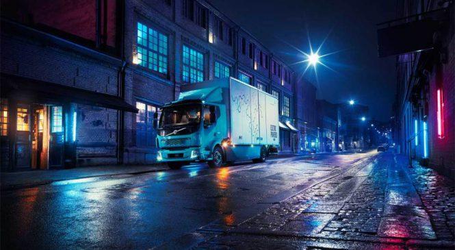 Visão de futuro da Volvo Trucks para soluções de transporte estão sendo apresentadas em Hannover.