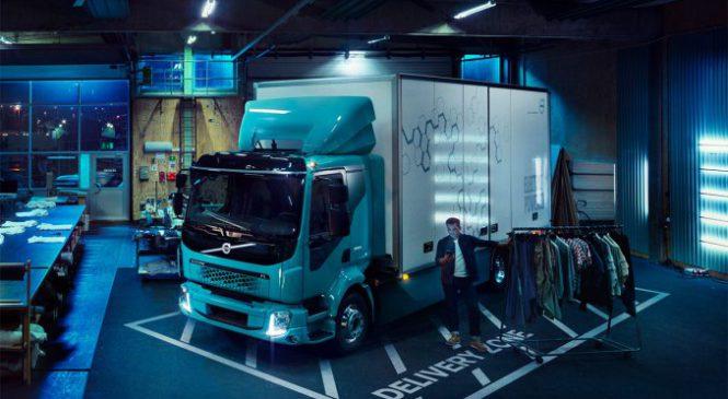 Volvo traça as megatendências para o futuro do transporte