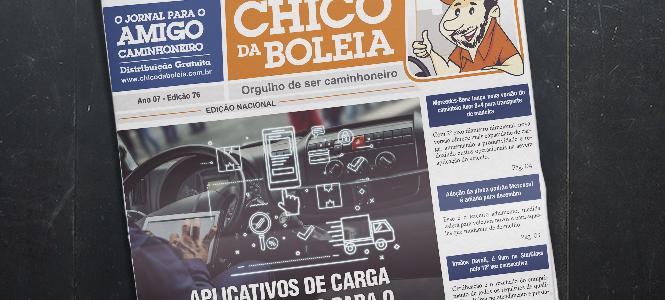 76ª Edição Nacional – Jornal Chico da Boleia