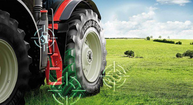 Bridgestone participa da ExpoForest 2018 apresentando soluções em pneus agrícolas e fora de estrada