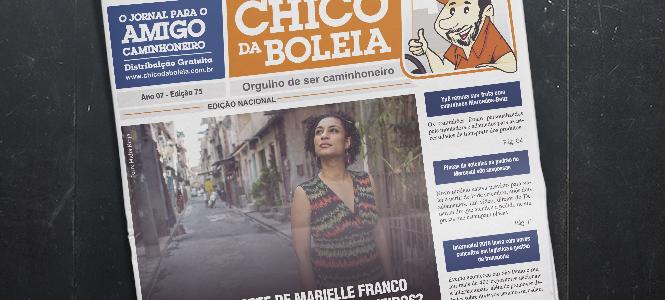 75ª Edição Nacional – Jornal Chico da Boleia