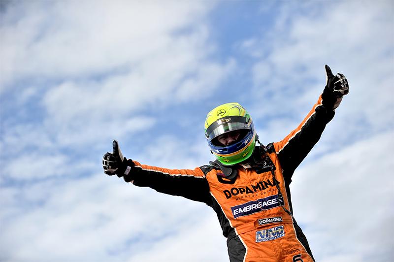 Com vitória e sétimo lugar em Guaporé, Cirino é campeão da Copa Sul