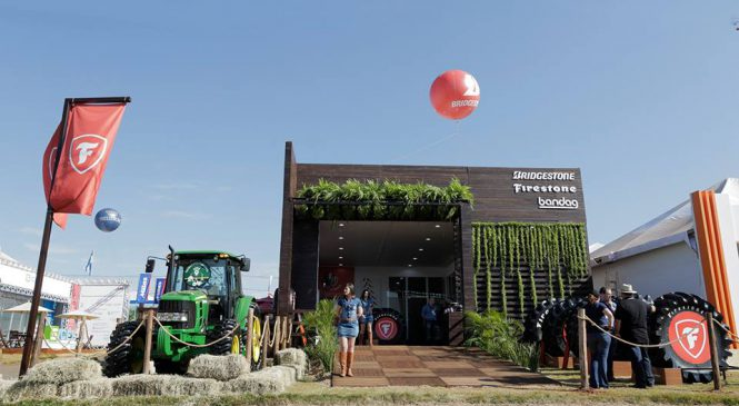 Marca Firestone comemora 95 anos de presença e tradição no Brasil