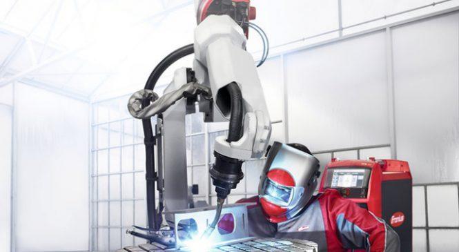 Fronius apresenta tecnologias revolucionárias para a soldagem