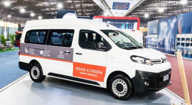 O novo miniônibus da Citroën