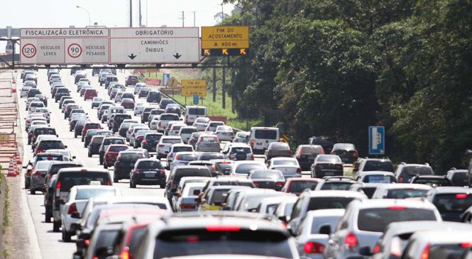 Renovias registra movimento de 92 mil veículos durante Operação Páscoa