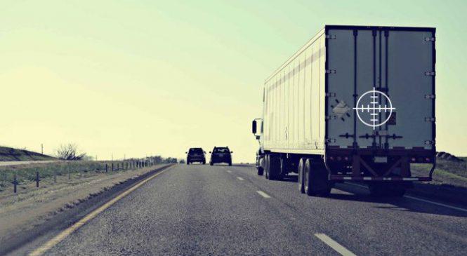 Transporte e logística driblam riscos de roubos e aumentam em 50% receita das cargas em 2017