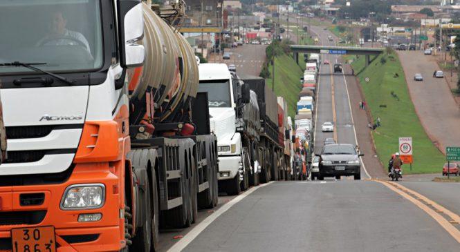 Decisões dispensam empresas de cumprir tabela de frete rodoviário