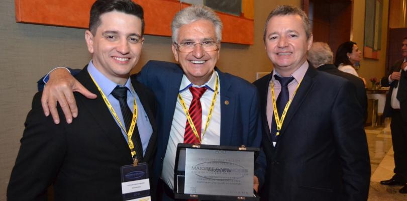 RTE Rodonaves vence Prêmio Maiores e Melhores, na categoria Transportadora no segmento Autopeças