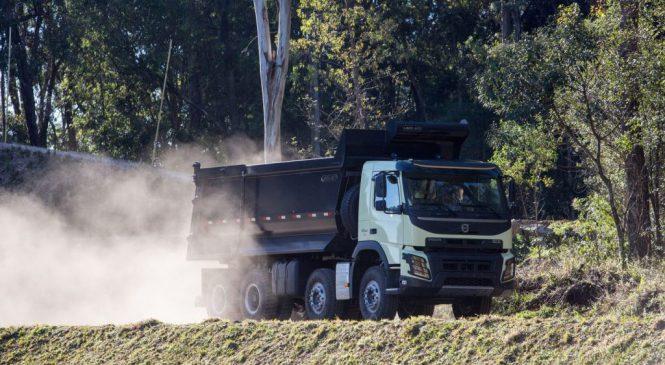 Volvo amplia capacidades para operações severas