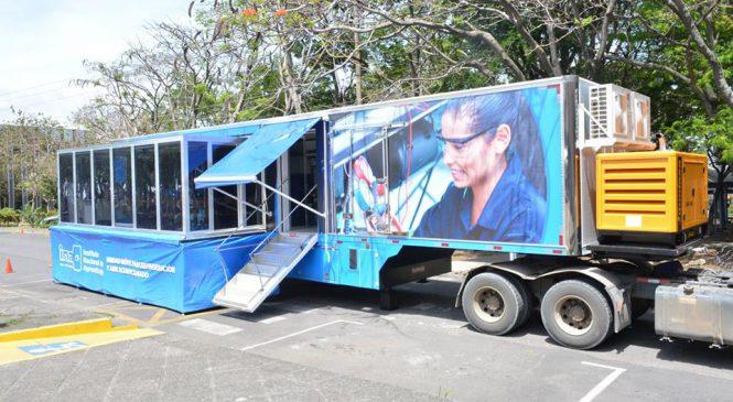 Truckvan reforça seu plano de expansão internacional e entrega unidade móvel para Costa Rica