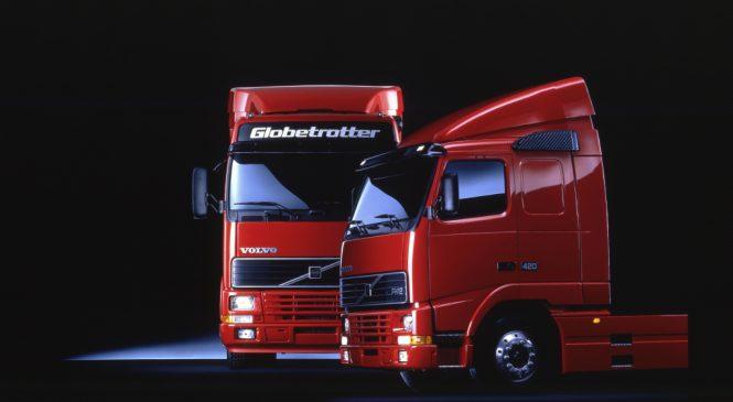 Volvo FH: 25 anos de inovações.