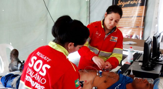 Maio Amarelo: Renovias oferece exames e consulta gratuita para motoristas