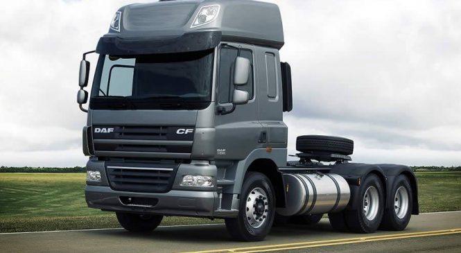DAF Caminhões Brasil lança cor Iron Grey para linhas CF e XF