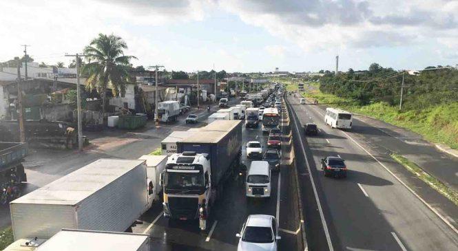 Temer diz que governo acionou 'forças federais' para desbloquear estradas