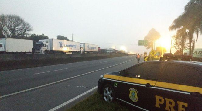 Governo e concessionárias conseguem liminares contra protestos dos caminhoneiros em 7 estados