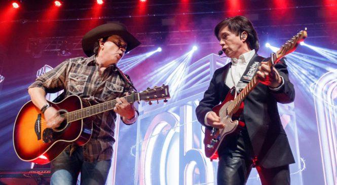 Lançamento oficial da FETRANSLOG terá inédito show nacional com Chitãozinho & Xororó