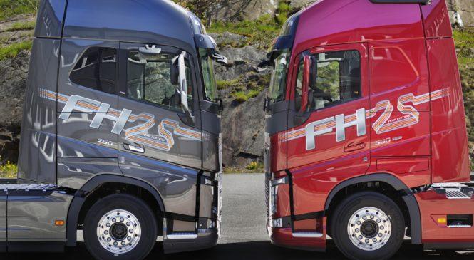 Volvo lança edição especial dos 25 anos do FH