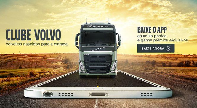 """Volvo lança """"Clube Volvo"""" para motoristas de caminhão e ônibus do Brasil"""