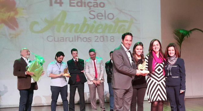 Cummins Brasil é reconhecida com Selo Ambiental Guarulhos