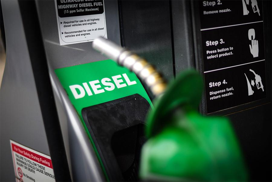Desconto no preço do diesel pode chegar a R$ 0,50 por litro na bomba, diz secretário da Receita Federal