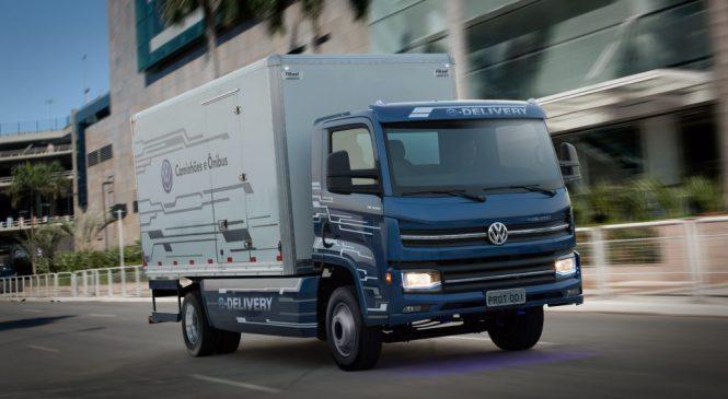 Transposul debate o futuro do caminhão elétrico