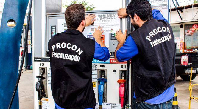 Procons já notificaram 2.562 postos de combustíveis desde a greve dos caminhoneiros