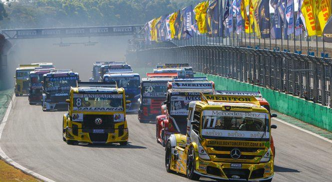 Copa Truck e Mercedes-Benz Challenge chegam a Campo Grande para a quarta etapa da temporada