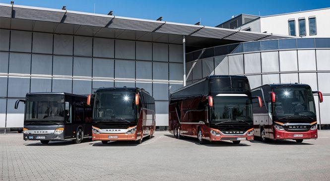 Daimler Buses lança novos ônibus, tecnologias e serviços digitais no IAA 2018