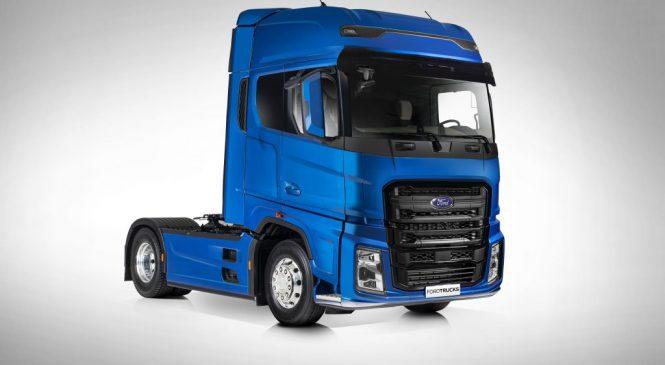 Este é o novo caminhão da Ford!