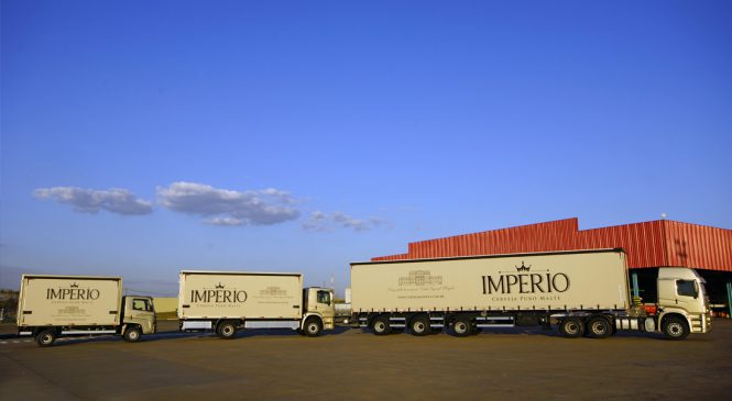 Volkswagen acelera no segmento de bebidas com venda de 222 caminhões para Cervejaria Imperial
