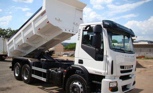 Projeto suspende norma do Contran para caminhões basculantes