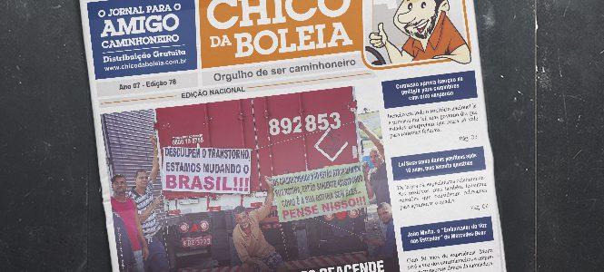 78ª Edição Nacional – Jornal Chico da Boleia