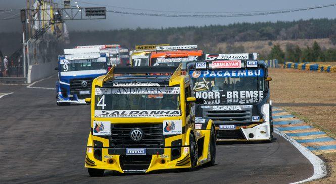 Copa Truck – Atrações extra-pista são destaque na programação em Goiânia