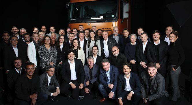 Mercedes-Benz do Brasil lança programa com foco nos jovens empresários do TRC