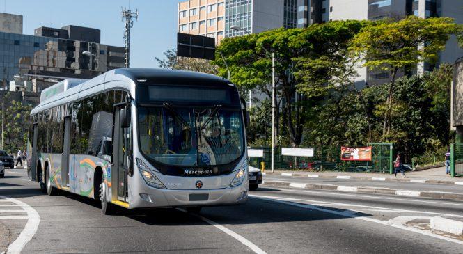 Ônibus Scania GNV/biometano é solução eficiente para a mobilidade urbana
