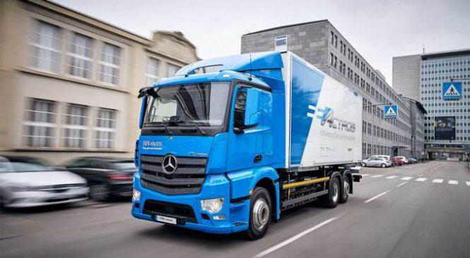 Grupo Daimler deve ganhar escala na venda de veículos elétricos em 2021