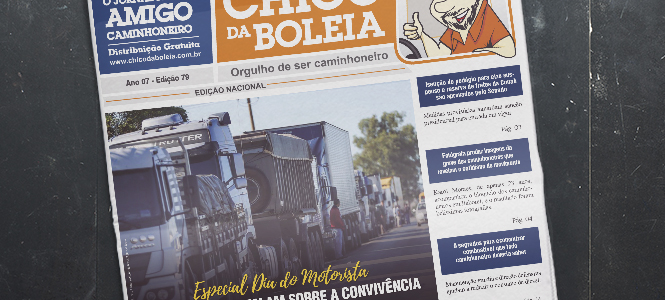 79ª Edição Nacional – Jornal Chico da Boleia
