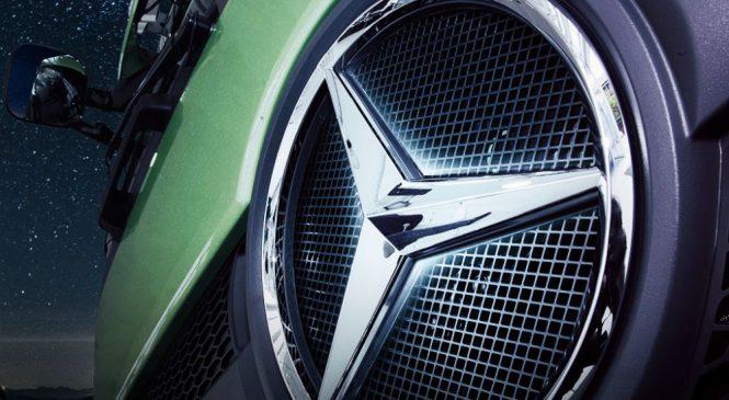 Mercedes-Benz dispara na liderança de pesados em outubro