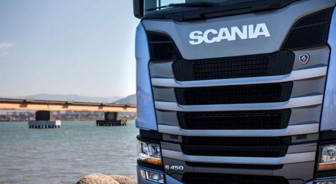 Scania lança nova geração de caminhões sustentáveis e sob medida