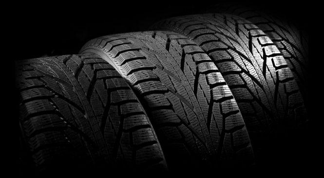 Por que os pneus são pretos?
